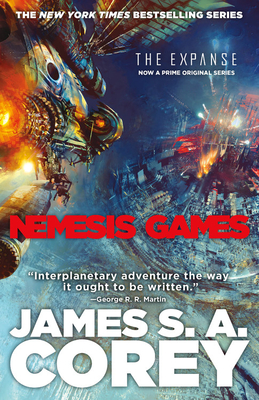 Nemesis Games - Corey, James S A