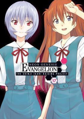 Neon Genesis Evangelion: The Shinji Ikari Raising Project Volume 17 - Takahashi, Osamu