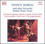 Nessun Dorma and other favourite Italian Tenor Arias