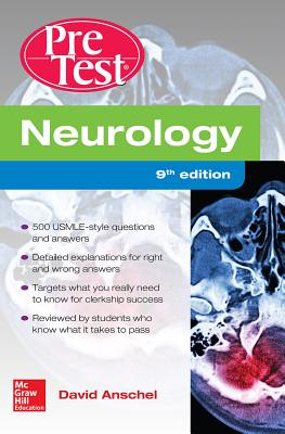 Neurology PreTest, Ninth Edition - Anschel, David