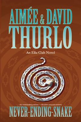 Never-Ending-Snake - Thurlo, Aimee, and Thurlo, David