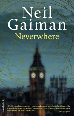 Neverwhere - Gaiman, Neil
