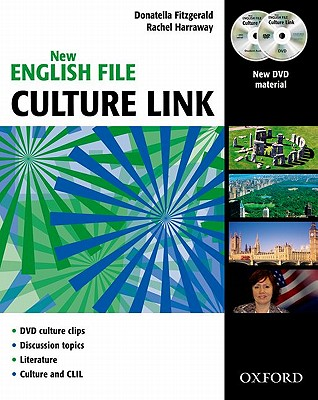 New English File Culture Link Workbook CD and DVD Pack (Italy UK & Switzerland) -