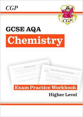 New Grade 9-1 GCSE Chemistry: AQA Exam Practice Workbook - CGP Books (Editor)
