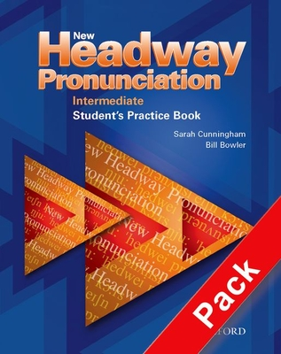 New Headway Pronunciation Course Pre-Intermediate: Student's Practice Book and Audio CD Pack - Bowler, Bill, and Cunningham, Sarah, and Moor, Peter