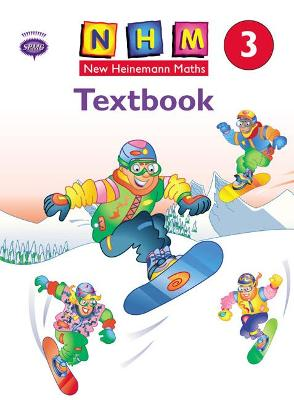 New Heinemann Maths Yr3, Textbook -