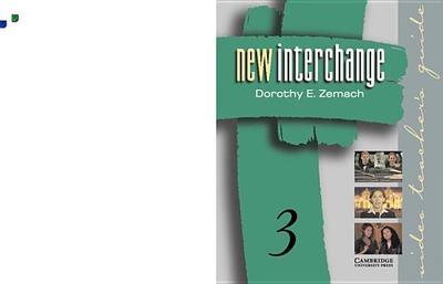New Interchange Video Teacher's Guide 3 - Zemach, Dorothy E
