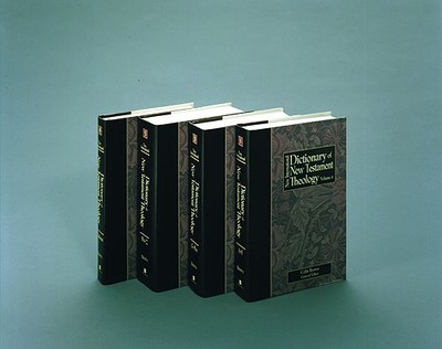New International Dictionary of New Testament Theology - Brown, Colin (Editor)