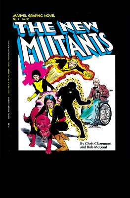 New Mutants Epic Collection: Renewal - Claremont, Chris (Text by), and Mantlo, Bill (Text by)