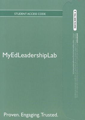 New Myedleadershiplab with Pearson Etext -- Standalone Access Card-- For Financing Education in a Climate of Change - Brimley, Vern R, Jr., and Verstegen, Deborah A, and Garfield, Rulon R