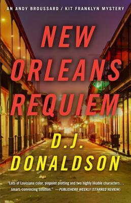 New Orleans Requiem - Donaldson, D J