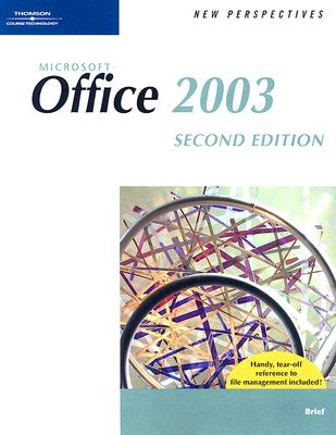 New Perspectives on Microsoft Office 2003: Brief - Shaffer, Ann, and Carey, Patrick, and Finnegan, Kathy T
