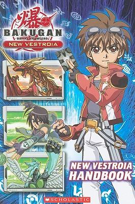 New Vestroia Handbook - West, Tracey