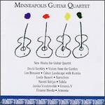 New Works for Guitar Quartet