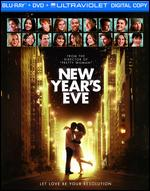 New Year's Eve [Includes Digital Copy] [UltraViolet] [Blu-ray/DVD] - Garry Marshall