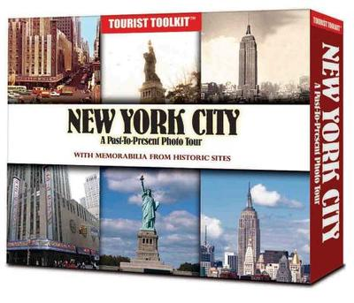 New York City: A Past-To-Present Photo Tour - Whitman Publishing (Creator)