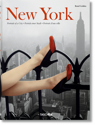 New York. Portrait of a City - Golden, Reuel (Editor)