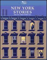 New York Stories [Blu-ray] - Francis Ford Coppola; Martin Scorsese; Woody Allen