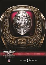 NFL: America's Game - 1969 Kansas City Chiefs - Super Bowl IV