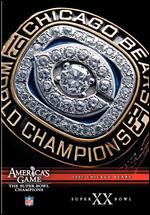 NFL: America's Game - 1985 Chicago Bears - Super Bowl XX -
