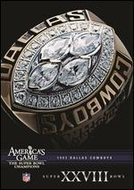 NFL: America's Game - 1993 Dallas Cowboys - Super Bowl XXVIII