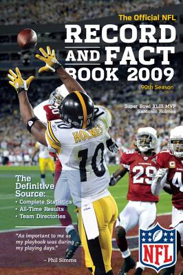 NFL Record and Fact Book 2009 - NFL Magazine (Editor)