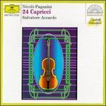 Niccolò Paganini: 24 Capricci For Solo Violin Op. 1