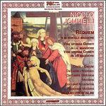 Niccolo Jommelli: Requiem / Veni Sponsa Christi