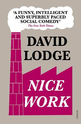 Nice Work - Lodge, David