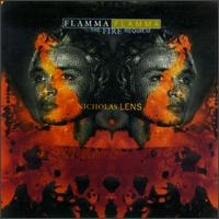 Nicholas Lens: Flamma Flamma (The Fire Requiem) - Anastassia Kostova (vocals); Benny Wiame (trumpet); Claron McFadden (soprano); Francoise Vervoort (violin);...