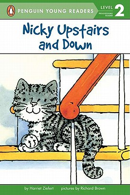 Nicky Upstairs and Down - Ziefert, Harriet