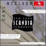 Nielsen: Flute Concerto; Violin Concerto