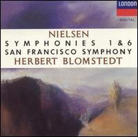Nielsen: Symphonies Nos. 1 & 6 - San Francisco Symphony; Herbert Blomstedt (conductor)