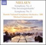 Nielsen: Symphonies Nos. 4 & 5