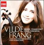 Nielsen, Tchaikovsky: Violin Concertos