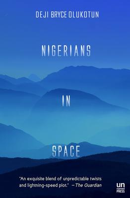 Nigerians in Space - Olukotun, Deji Bryce