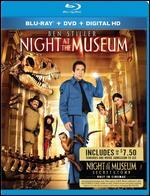 Night at the Museum [Includes Digital Copy] [Blu-ray/DVD] [Movie Money]