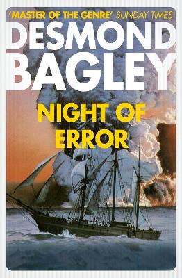 Night of Error - Bagley, Desmond