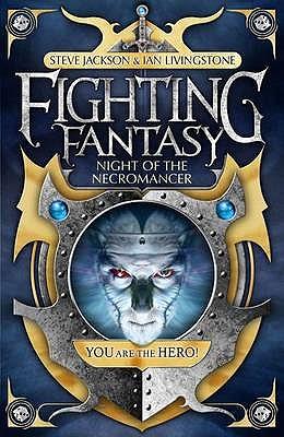 Night of the Necromancer - Livingstone, Ian, and Jackson, Steve