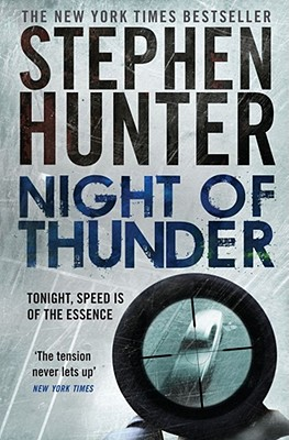 Night of Thunder - Hunter, Stephen