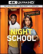 Night School [Includes Digital Copy] [4K Ultra HD Blu-ray/Blu-ray]