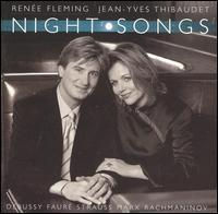 Night Songs - Jean-Yves Thibaudet (piano); Renée Fleming (soprano)