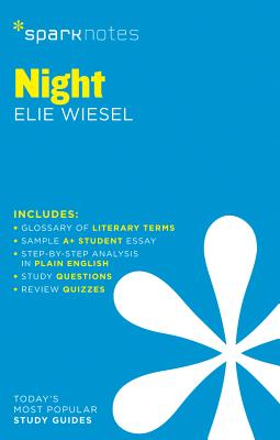 Night Sparknotes Literature Guide - Sparknotes, and Wiesel, Elie
