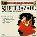 Nikolay Rimsky-Korsakov: Scheherazade, Op. 35
