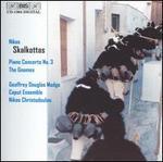 Nikos Skalkottas: Piano Concerto No. 3; The Gnomes