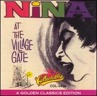 Nina Simone at the Village Gate [Collectables] - Nina Simone