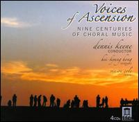 Nine Centuries of Choral Music - Alexandra Montano (vocals); Eileen Clark (soprano); Hei-Kyung Hong (soprano); Jeffrey Johnson (vocals);...