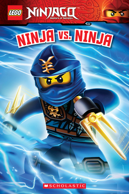 Ninja vs. Ninja (Lego Ninjago: Reader) - Howard, Kate
