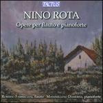 Nino Rota: Opere per Flauto e Pianoforte