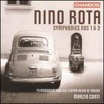 Nino Rota: Symphonies Nos. 1 & 2